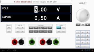 eLabin1 DC Power Supply